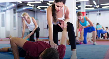 diet and sport coaching entreprise sport self defense